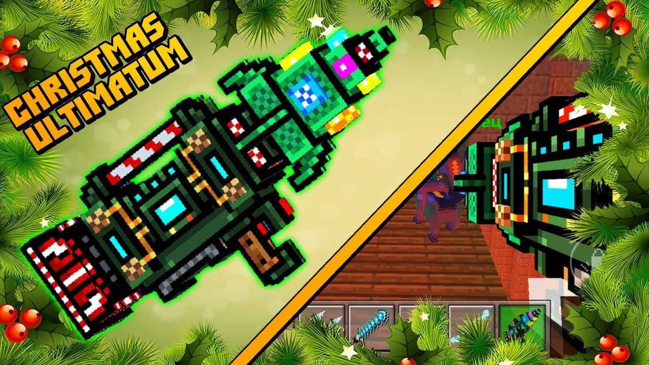Pixel Gun 3D , Christmas Ultimatum [Review]