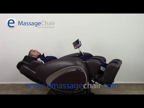 Osaki OS-4000 Massage Chair Video - Zero Gravity