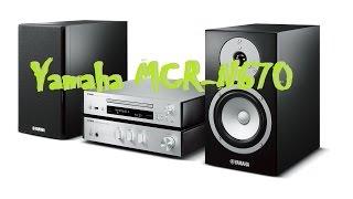Yamaha MCR-N670 - Test - IMPRESIONANTE!!