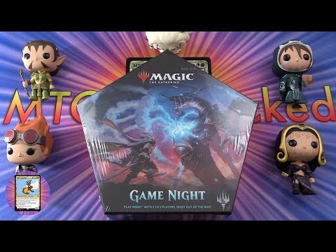 Magic: The Gathering - Game Night Unboxing