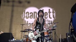 Joan Jett & The Blackhearts - Love Is Pain, Forest Hills, Queens, NY - 5-30-2015