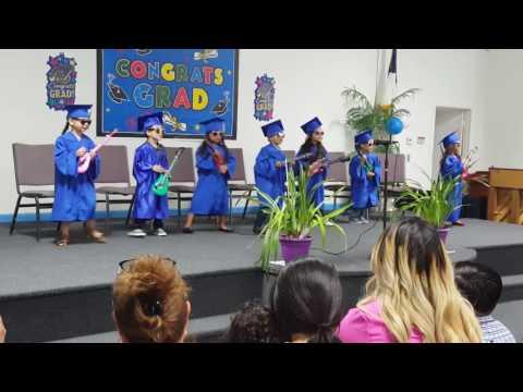 ABC Rock Cutest Graduation Ever