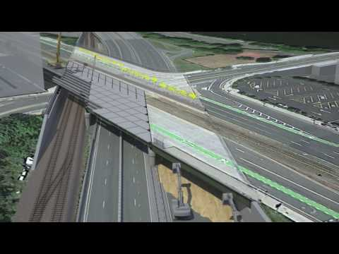 See how engineers plan to replace Commonwealth Ave. bridge this summer (video)