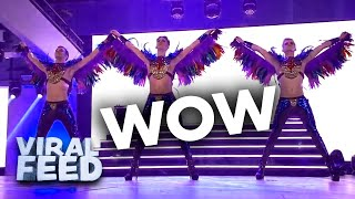 INSANE MALE DANCERS IN HEELS | VIRAL FEED