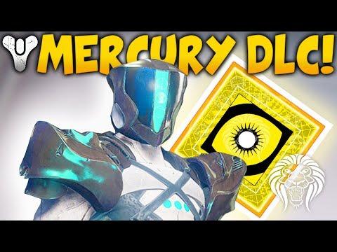 Destiny 2: MERCURY DLC & BROKEN TRIALS! Exotic Easter Egg, Vex Expansion & Special Emblems