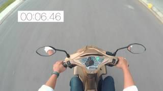 thu kha nang tang toc cua honda air blade 125cc 2015