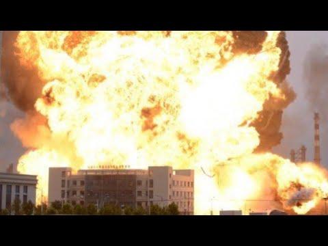 Download Explosion, camion citerne qui explose, bombe