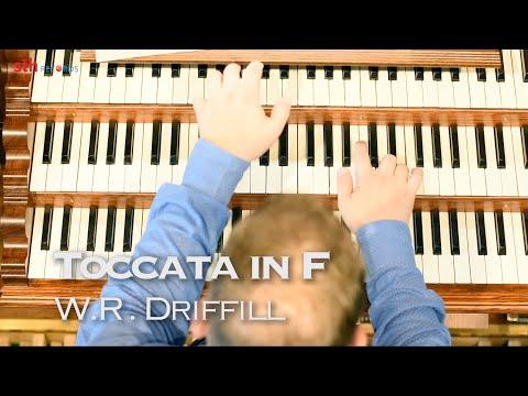 Toccata - W.R. Driffill | Arie Van Der Vlist