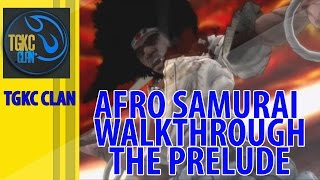 Afro Samurai Walkthrough Guide and Review - The Prelude | Xbox 360 |