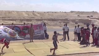 قناة السويس الجديدة: عروض مذهلة لأشبال الجيش المصرى فى قناة السويس الجديدة تبهر العالم