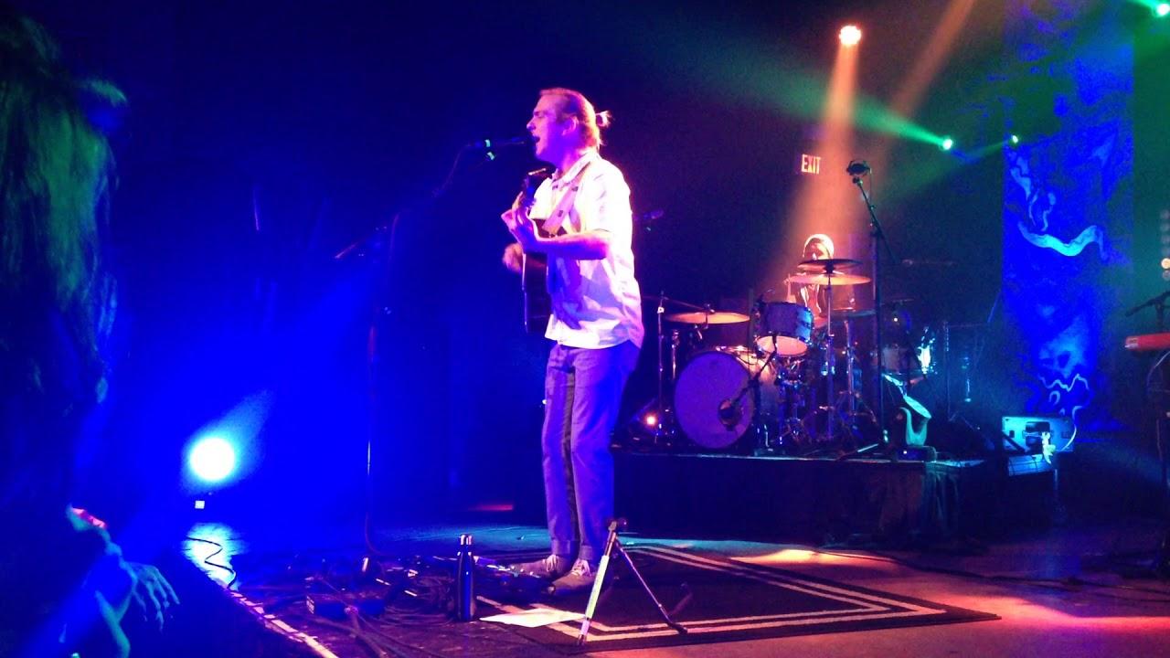 Trevor Hall The Fruitful Darkness Tour