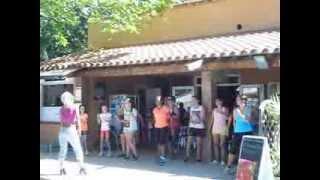 INITIATION DANSE LATINE CAMPING LE TEXAS ARGELES SUR MER