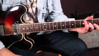 Gary Clark Jr  - When My Train Pulls In - Blues Rock Riffs for Guitar