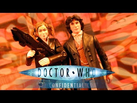 Doctor Who Figure Adventures: The Flood - Confidential