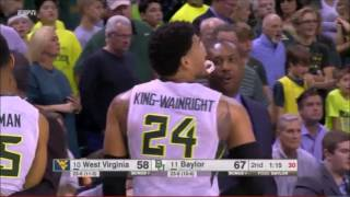 Ish Wainright Brutally Fouled By Sagaba Konate