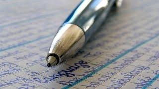 видео Интересные факты про шариковые ручки