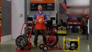 Tool Rental: Plumbing Tools - The Home Depot