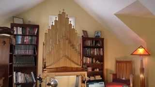 Midi Pipe Organ
