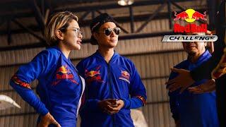 Red Bull Challenge featuring Nikita Mirzani amp Baim Wong 10000 Feet Challenge