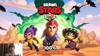 #1 怎样玩Brawl Stars (第一次播放个人影片)