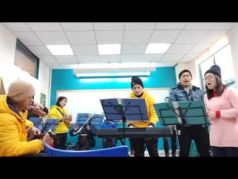 Best International School Band - Zhengzhou, Henan, China - Presents... (PART 1)