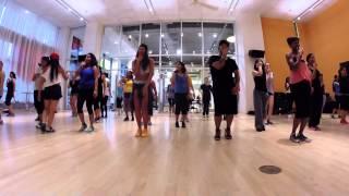 pitbull bojangles hip hop dance video zumba fitness