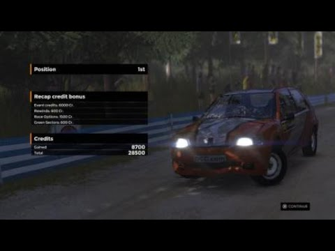 Sébastien Loeb Rally EVO first crack at this game |