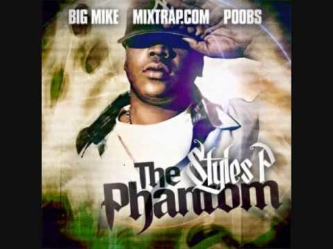 Styles P The Phantom- Shootin' At Me
