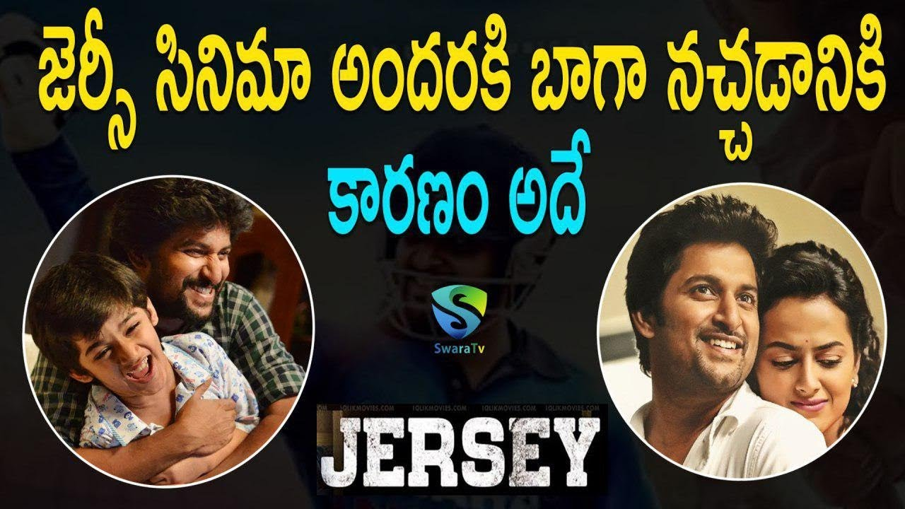 Jr.NTR, Allu Arjun & Ram Charan Shocking Comments On Nani About Jersey Movie || Swara TV