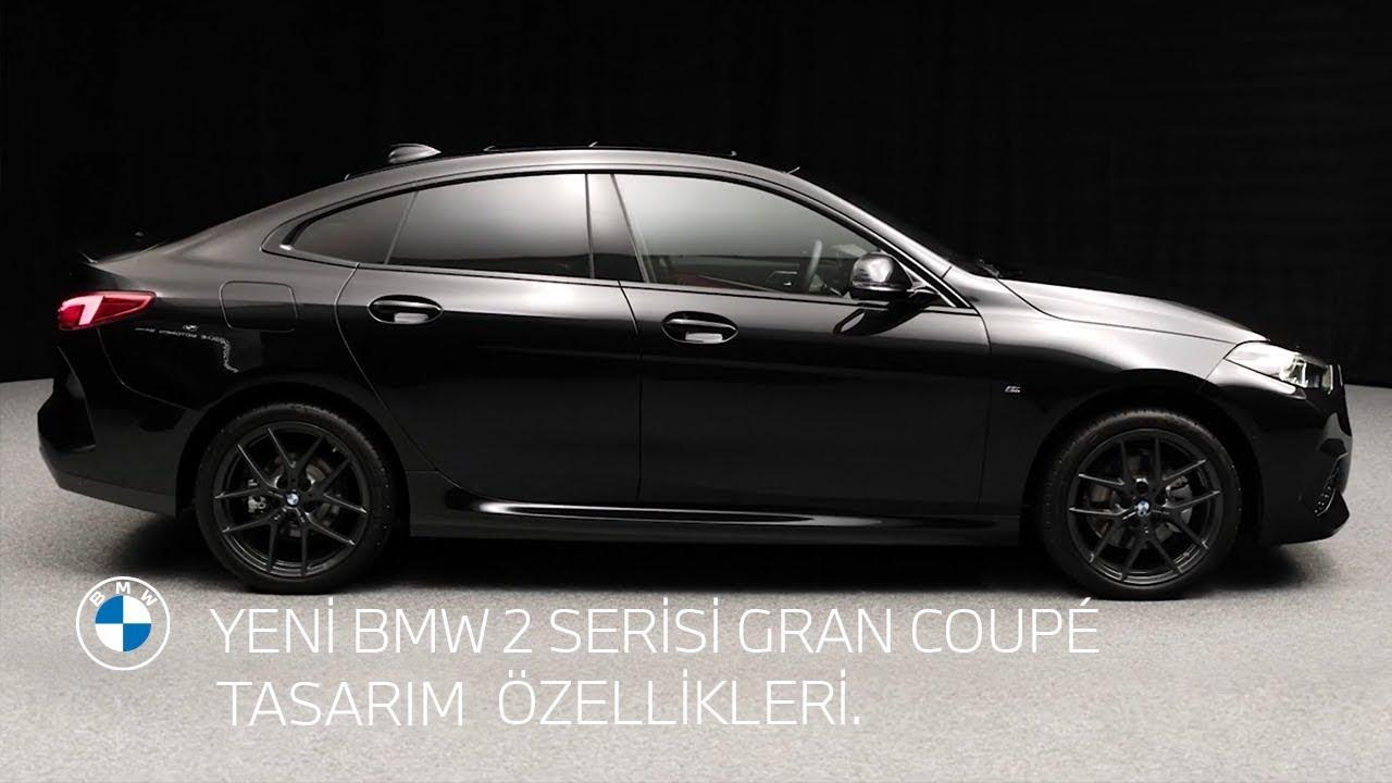 YENİ BMW 2 SERİSİ GRAN COUPÉ TASARIM ÖZELLİKLERİ.