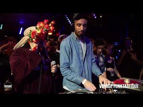 Voyage Funktastique Boiler Room Montréal DJ Set