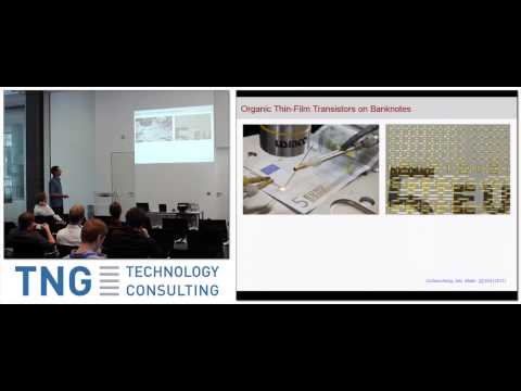 Thin-Film transistors based on organic semiconductors for flexible AMOLED displays