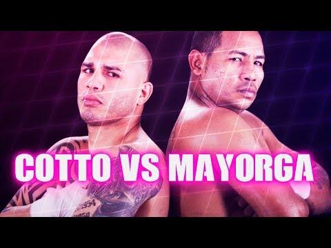 Miguel Cotto vs Ricardo Mayorga (Highlights)