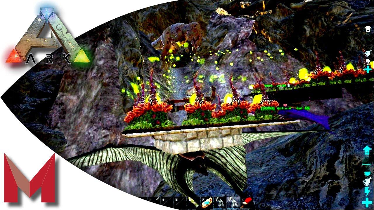 Ark survival evolved quetzal plant species x vs for Plant x ark aberration