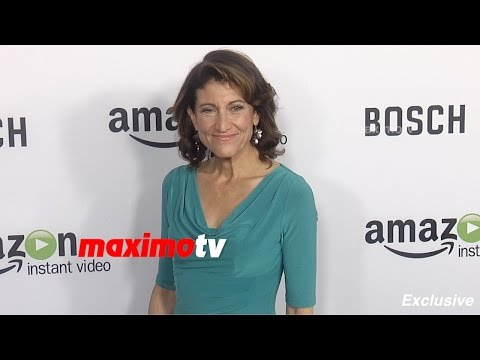 Amy Aquino | BOSCH Premiere | Red Carpet | Exclusive