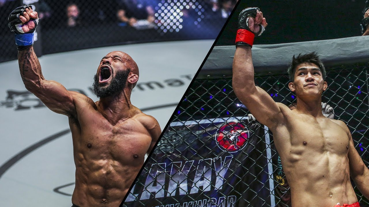 Demetrious Johnson vs. Danny Kingad | ONE Flyweight World Grand Prix Feature