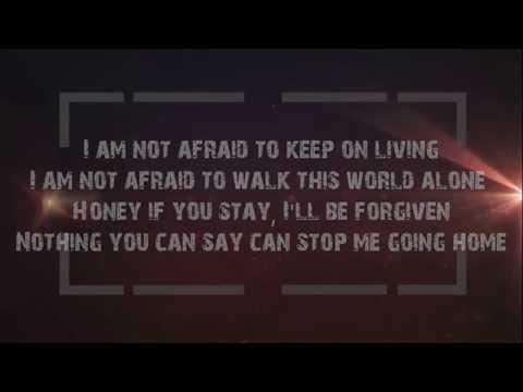 Famous Last Words - My Chemical Romance HD LYRICS