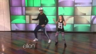 Laurence Kaiwai dances on 'Ellen' after YouTube clip goes viral