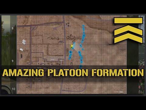 AMAZING Platoon Formation - Squad Operation: Coyote Ridge 1-Life Event Full Match Gameplay