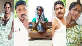 டிக் டாக் சண்டைகள் - GP Muthu Vs கவர்ச்சி கன்னி Rowdy Baby Surya TikTok Videos