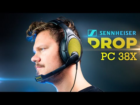 Sennheiser PC38X Gaming Headset Review - They Made it Even BETTER!