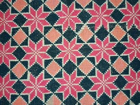 Very Simple Ason /carpet | wall hanging craft floor/door/table mat Design #8