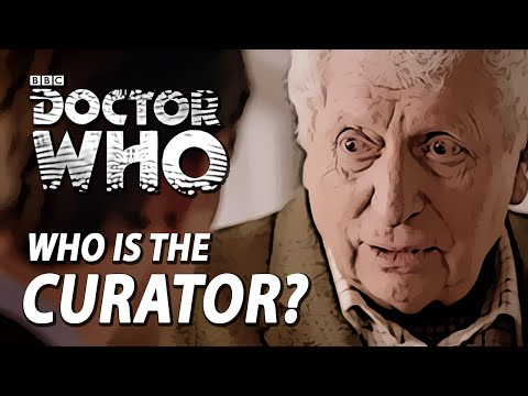 Doctor Who Revealed: Who Is The Curator? (The Return of Past Doctors?)