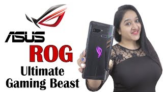 Asus ROG Phone - Unboxing &  Overview in HINDI(INDIAN RETAIL UNIT)