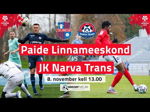 Paide Linnameeskond Trans Narva Goals And Highlights