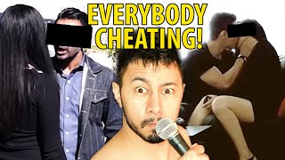 Woman Cheats With Engaged Man - EVERYBODY CHEATING | Also, Frustrations With Women On Tinder