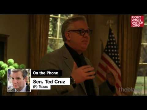 RWW News: Ted Cruz Attempts To Justify His Trump Endorsement To Glenn Beck