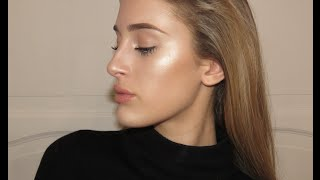 How To: STROBING/HIGHLIGHTING Makeup Tutorial | Caitlin Scales
