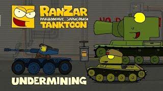 Tanktoon Undermining RanZar