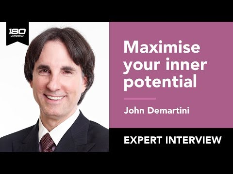 John Demartini: Maximize Your Potential, Dial in to Your Internal Compass & Learn to Love Your Life!